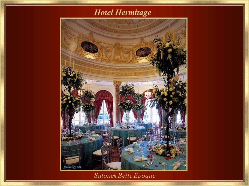 Hotel Hermitage Vstupní hala