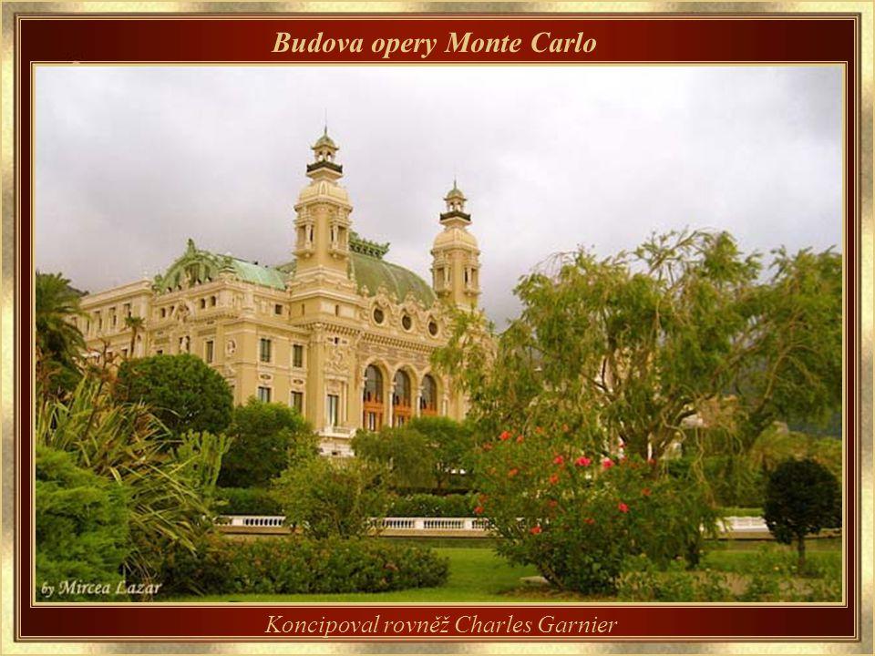 Kasino Monte Carlo a jeho magické svělo