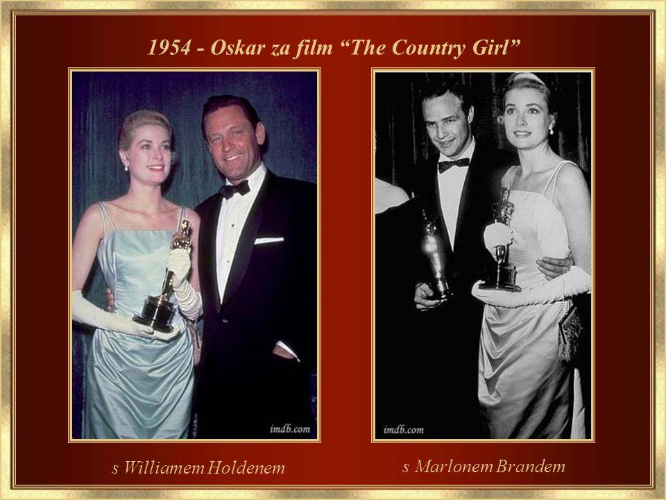Jako hvězda Hollywoodu 1954