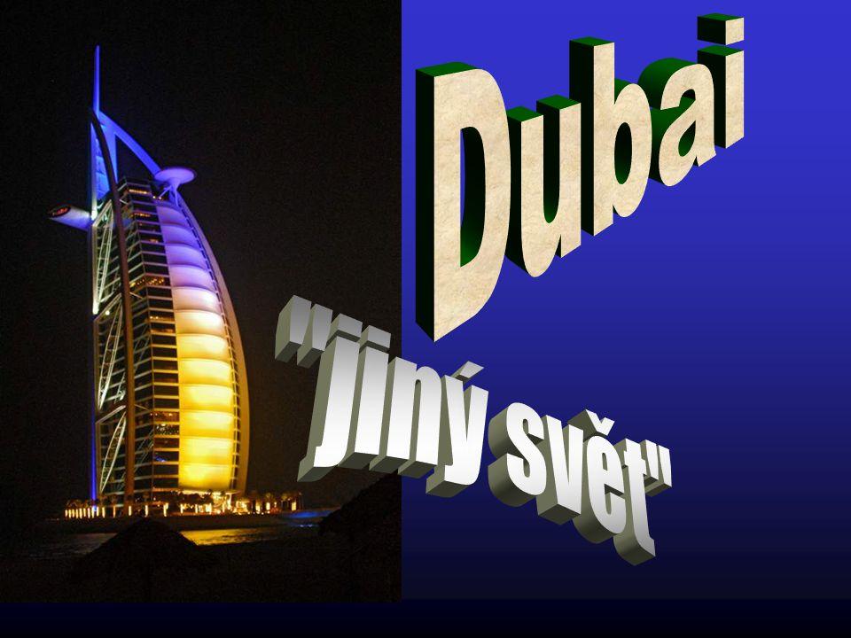15 % všech mrakodrapů, které se na světě právě staví, je zde, v Dubai.