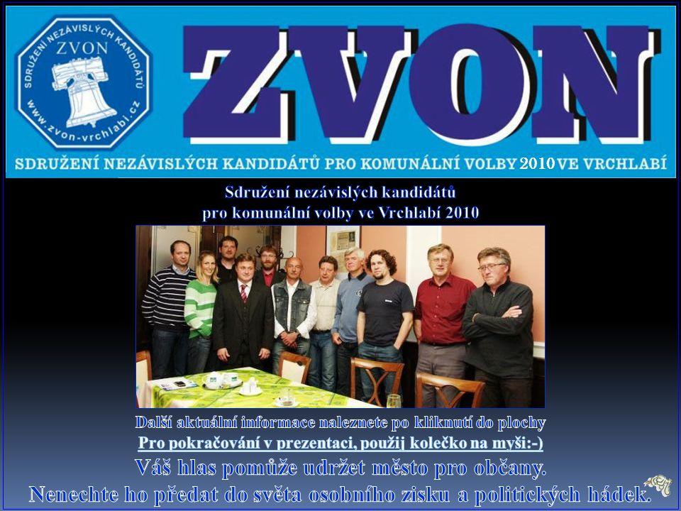 ZVON je připraven sestavit listinu vrchlabských kandidátů i pro letošní komunální volby. Budeme se opírat o osvědčené tváře, ale jsme nakloněni i nový