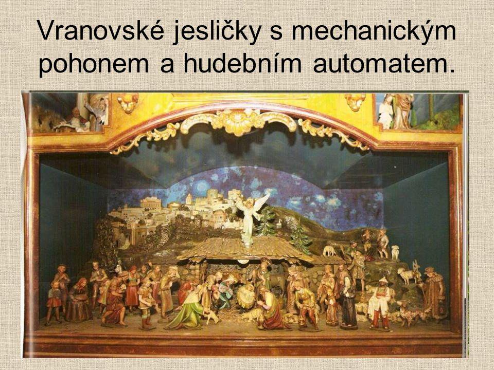 robka Lichtensteinů Součástí kostela je h robka Lichtensteinů