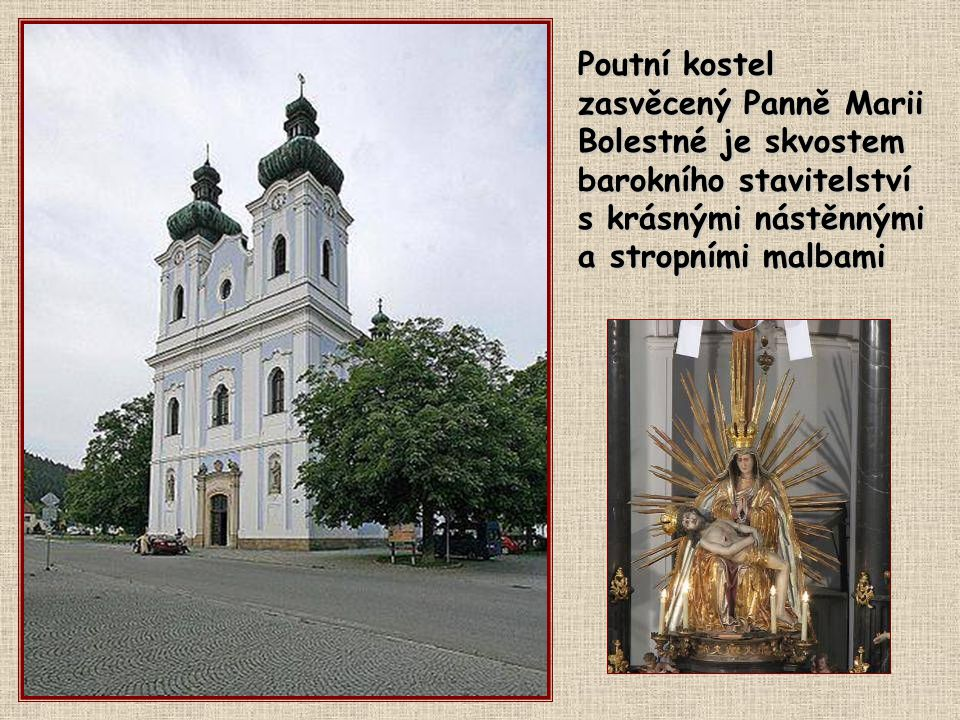 Pouť do Sloupu Poutní procesí do Sloupu organizovali věřící ze sousedních Jehnic. Občané z Ořešína se pouti pravidelně zúčastňovali. Pro větší vzdálen