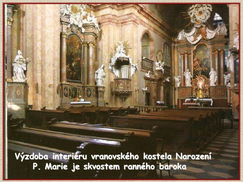 Vranovský kostelVranovský kostel Vranovský kostel, a opravená bývalá panská hospoda