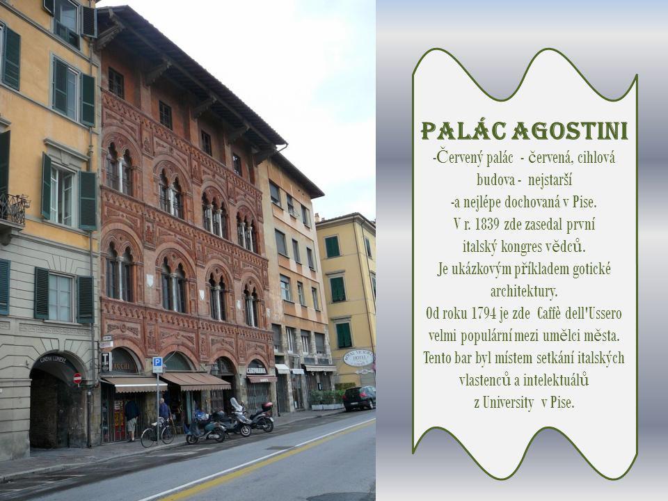 Palác Lanfreduccio Alla Giornata r. 1594.