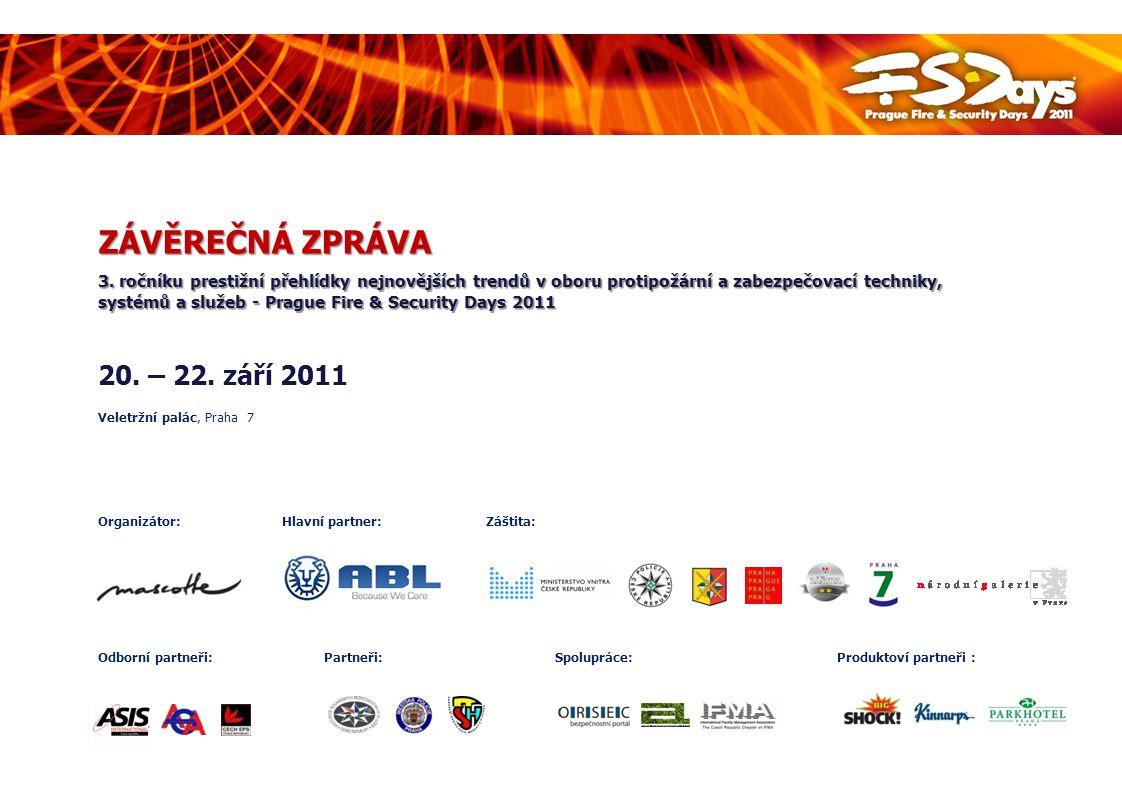 DOPROVODNÝ PROGRAM – SEMINÁŘE FSDays 2011 Podstatnou součástí přehlídky FSDays byly i v letošním roce odborné přednášky, semináře, firemní prezentace, panelové diskuze a další program k tématu bezpečnosti a ochrany.