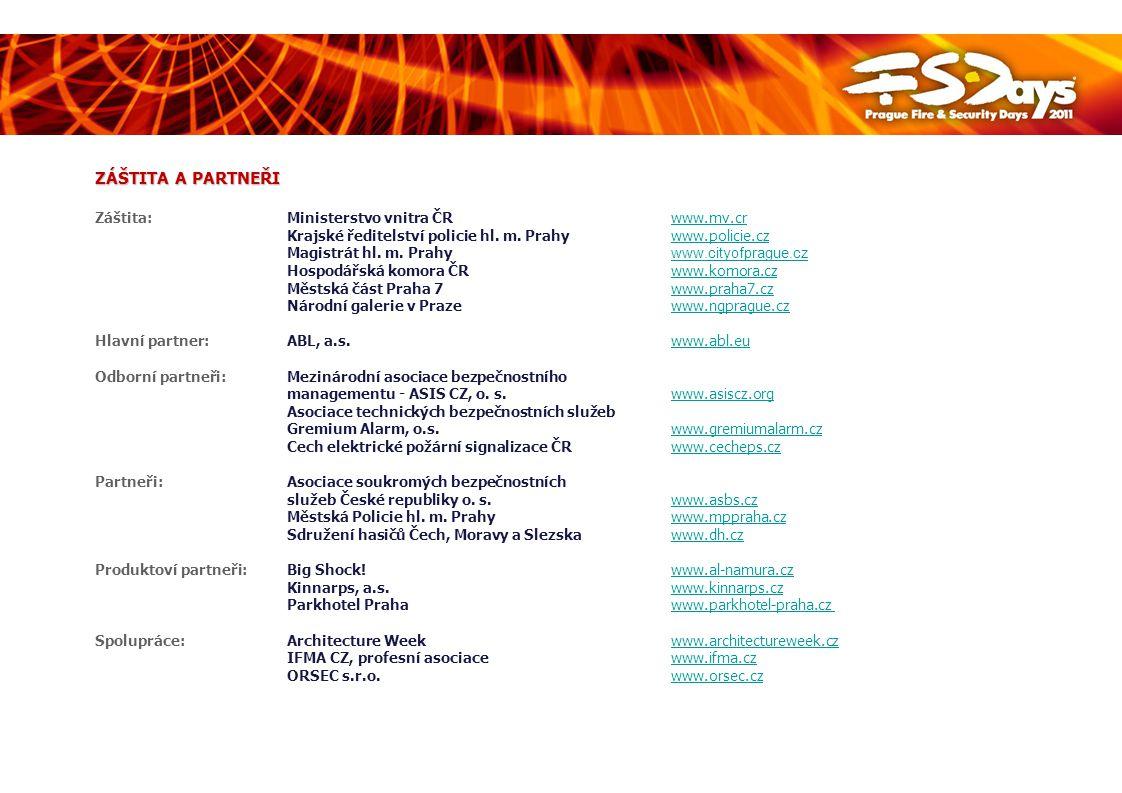 MEDIÁLNÍ KAMPAŇ Mediální kampaň k přehlídce FSDays byla zahájena začátkem roku 2011 inzercí a PR články ve vybraných odborných časopisech.