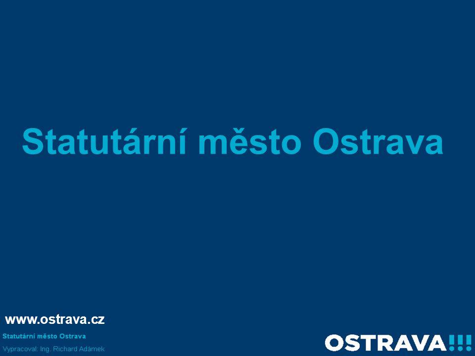 Statutární město Ostrava www.ostrava.cz