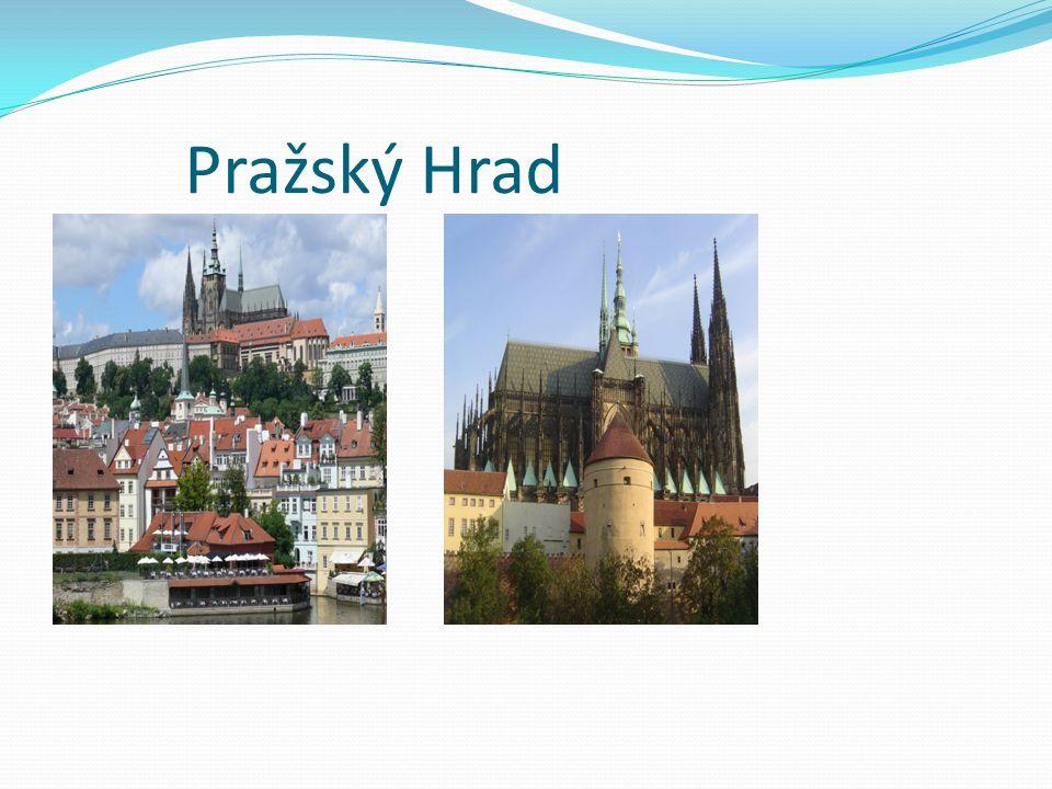  Pražský hrad, který je tradičním sídlem českých panovníků a od roku 1918 také sídlem prezidenta České republiky, je nejnavštěvovanější památkou Česka.