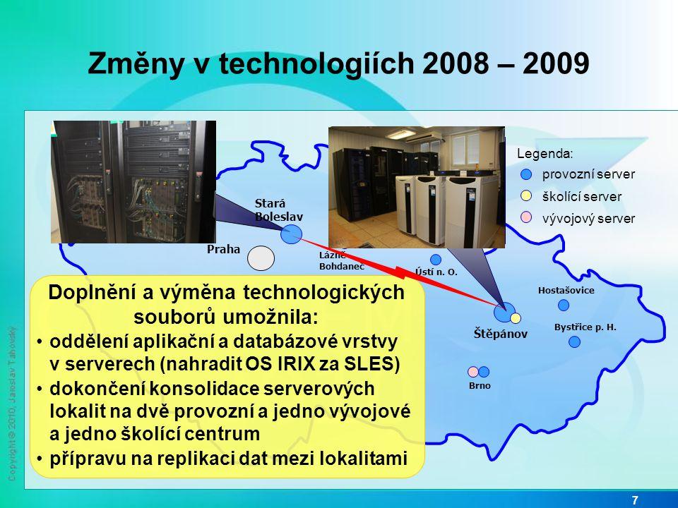 Milníky implementace aplikace ISL 8 Zahájení budování subsystému rok Katalog ISL (exportní verze – MC CATALOGUE)1998 subsystém Řízení ISL1998 subsystém Řízení logistiky2001 subsystém Řízení zásobování2001 subsystém Údržba výzbroje a techniky2003 subsystém Řízení akvizice2003 subsystém Správa nemovitostí2006 subsystém Obranné standardizace2006 subsystém Řízení dopravy2007 subsystém Služby2009 subsystém Naturální odívání2010