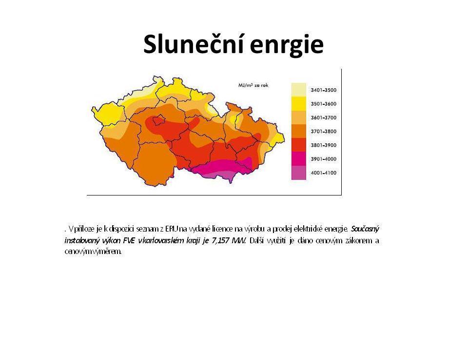 Sluneční enrgie