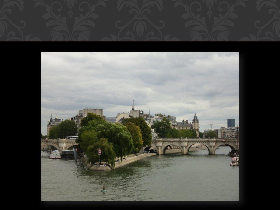  Ostrov leží na francouzské řece Seině v srdci Paříže  Byl osídlen jako první  Je to jedno z nejkrásnějších a nejnavštěvovanější míst Paříže  Na ostrově se nachází: katedrála Notre Dame náměstí Place du Parvis Sainte Chapelle Conciergerie ZÁKLADNÍ ÚDAJE