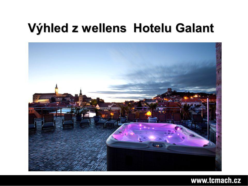 Wellness Hotelu Galant Wellness Hotelu Galant - kompletní osvětlení pomocí RGB LED pásků, RGB LED reflektorů, UV lamp a klasických světel jsou LED reflektorů, UV lamp a klasických světel jsou řízena pom,ocí ovladačů komunikujícími s řídícím řízena pom,ocí ovladačů komunikujícími s řídícím systémem systémem - ovládání a spouštění zážitkových sprch - řízení teplot a vlhkosti saunách - řízení teplo a vlhkosti v parních saunách - ovládání a nastavení technologie z PC