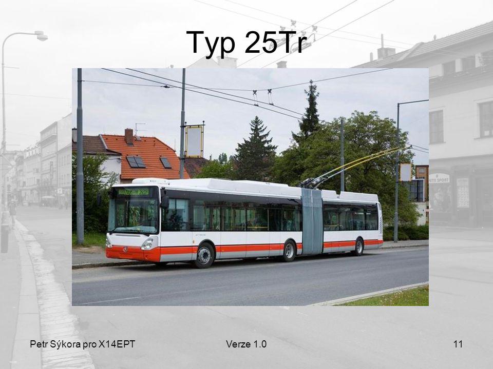 Petr Sýkora pro X14EPTVerze 1.011 Typ 25Tr