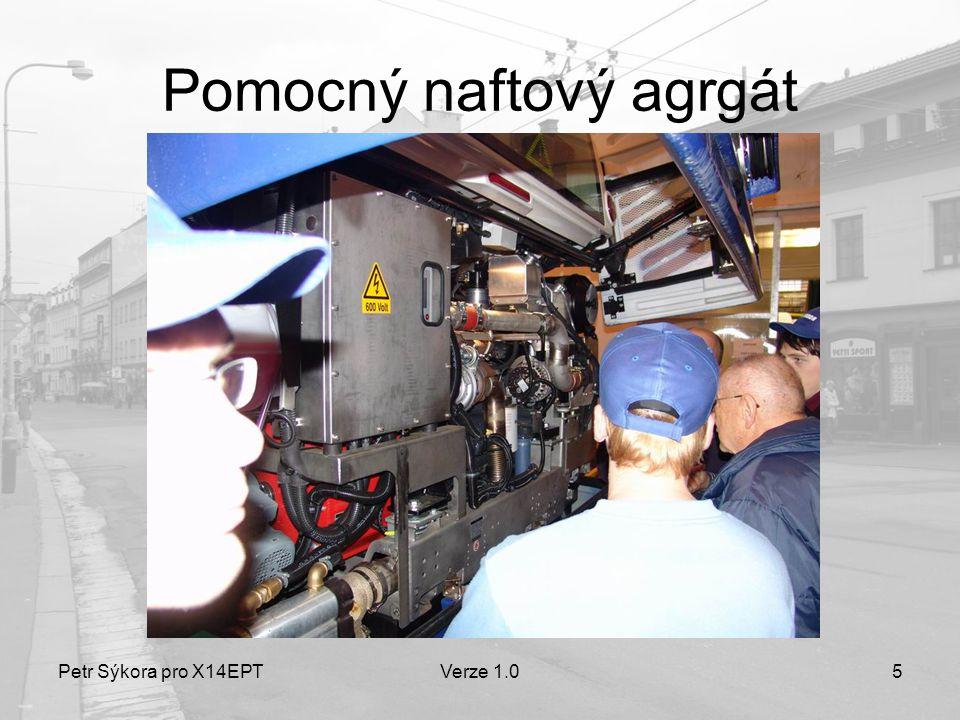 Petr Sýkora pro X14EPTVerze 1.05 Pomocný naftový agrgát