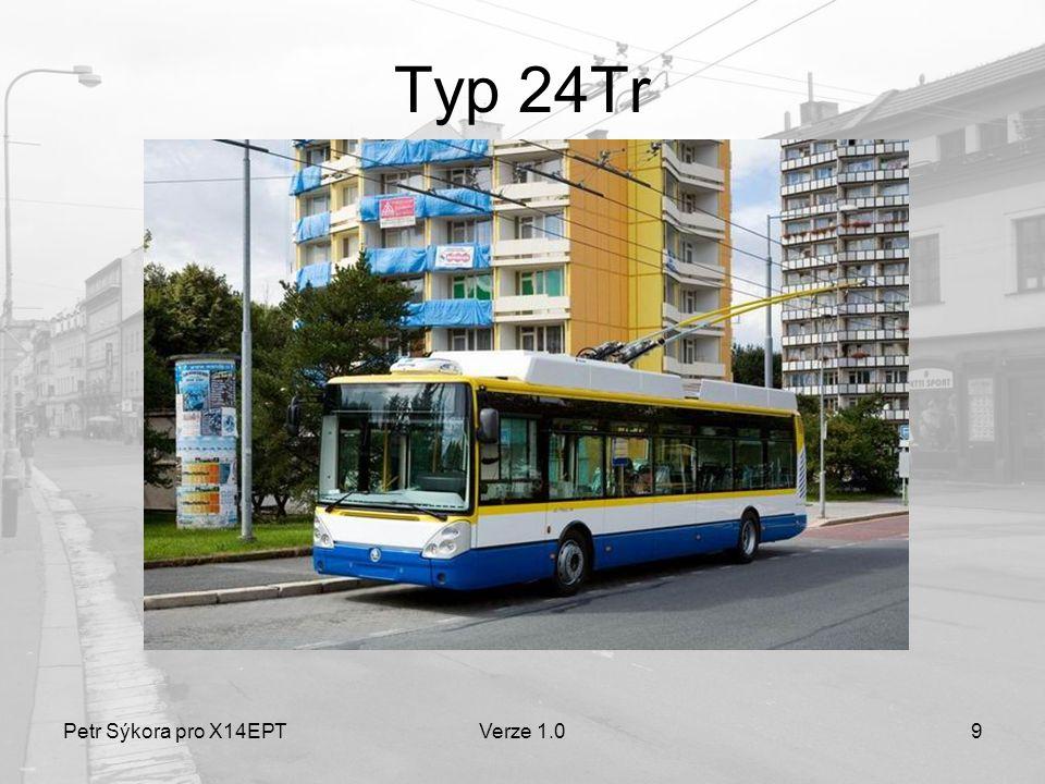 Petr Sýkora pro X14EPTVerze 1.09 Typ 24Tr