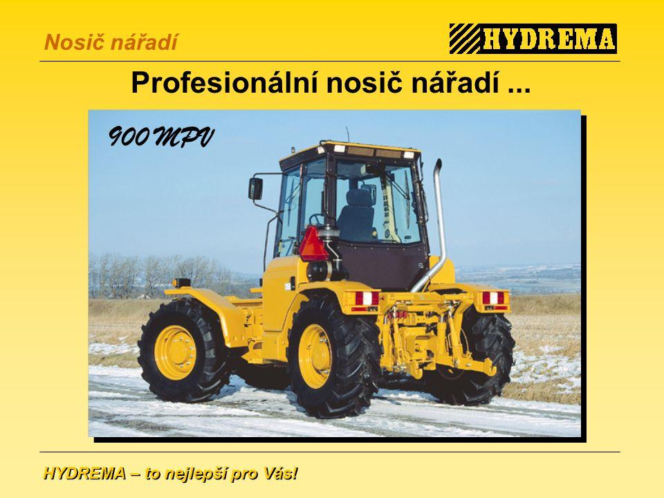 HYDREMA – to nejlepší pro Vás! Nosič nářadí 900 MPV Profesionální nosič nářadí...