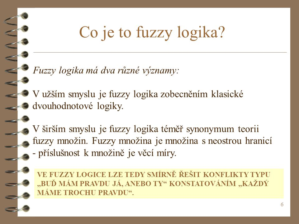 5 FUZZY That dog barks loudly.Professor Lotfi A.