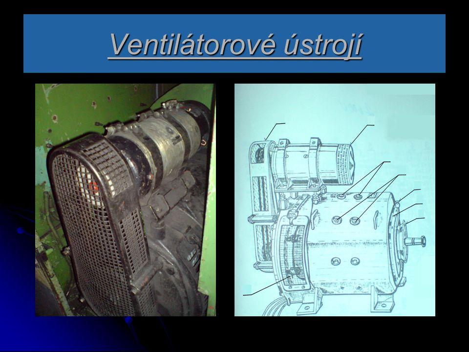 Ventilátorové ústrojí