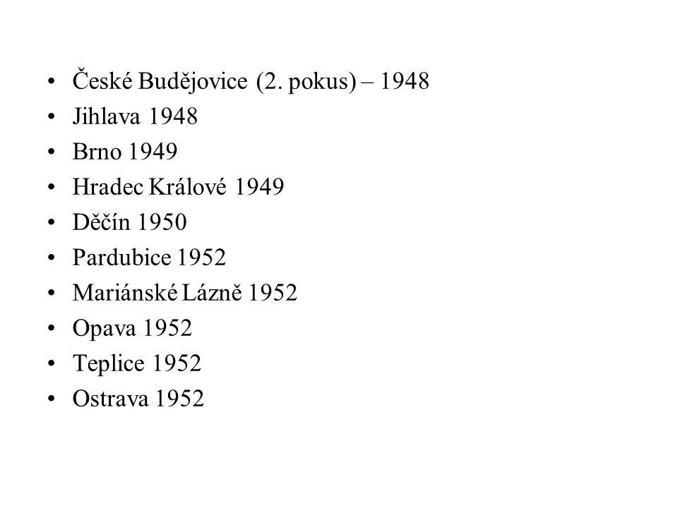 •České Budějovice (2.