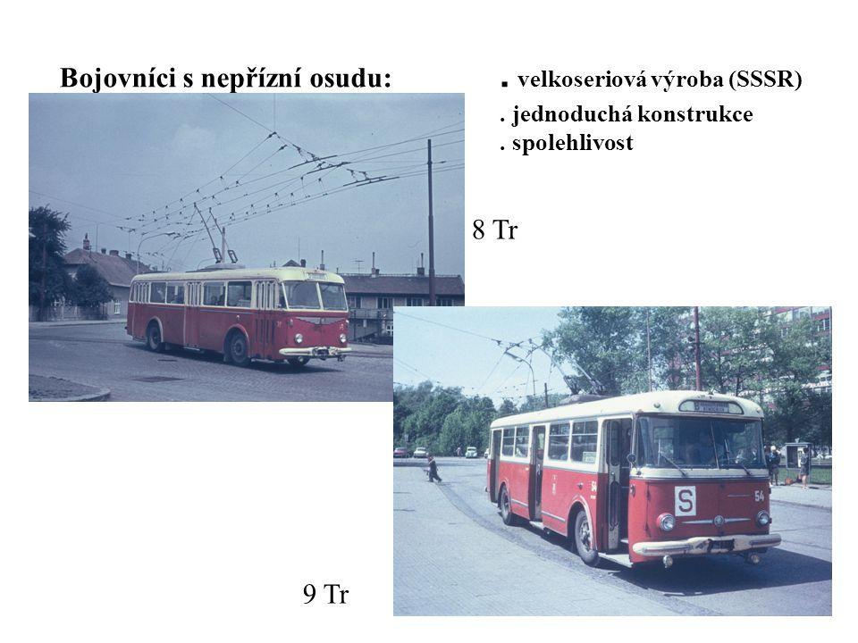 Bojovníci s nepřízní osudu:.velkoseriová výroba (SSSR).
