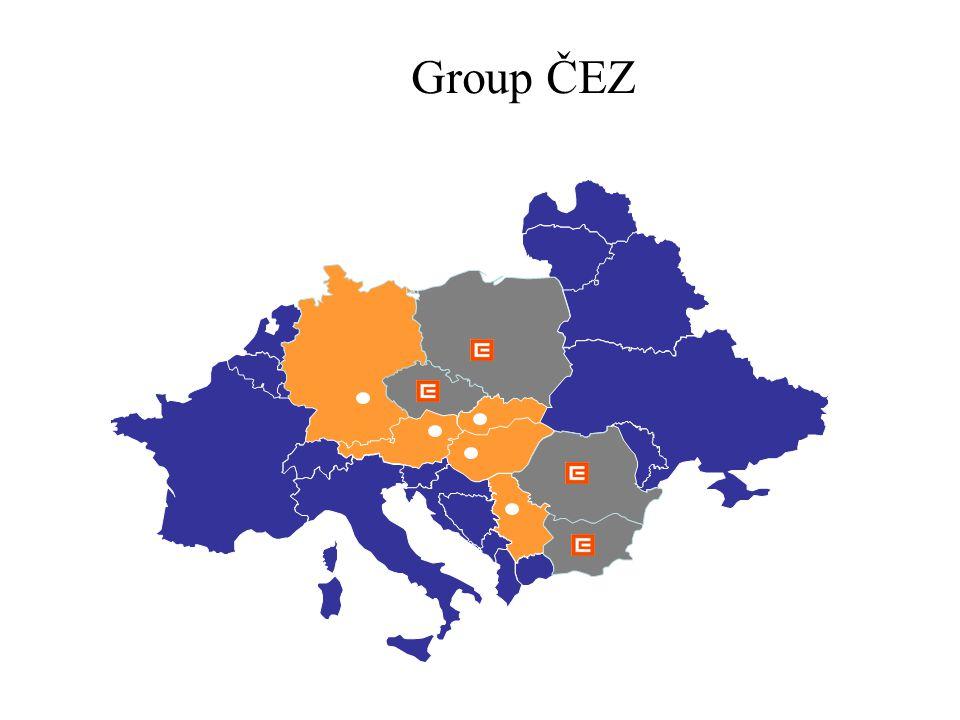 Group ČEZ