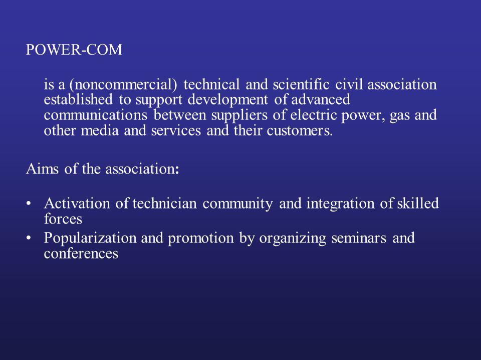 Energy Service Portal / Consumer Portal Access technologies DSL, CaTV, WL, FTTH, PLC/BPL, SAT, … DSL, CaTV, WL, FTTH, PLC/BPL, SAT, …