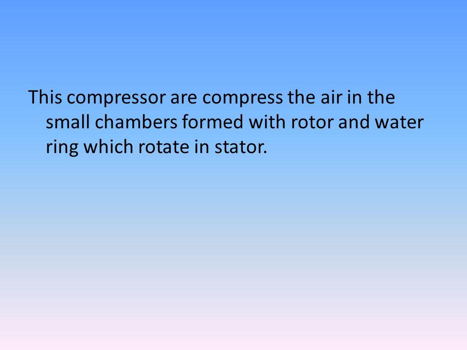 1.Léčebná komora 2. Předkomora 3. Vodokružný kompresor 4.
