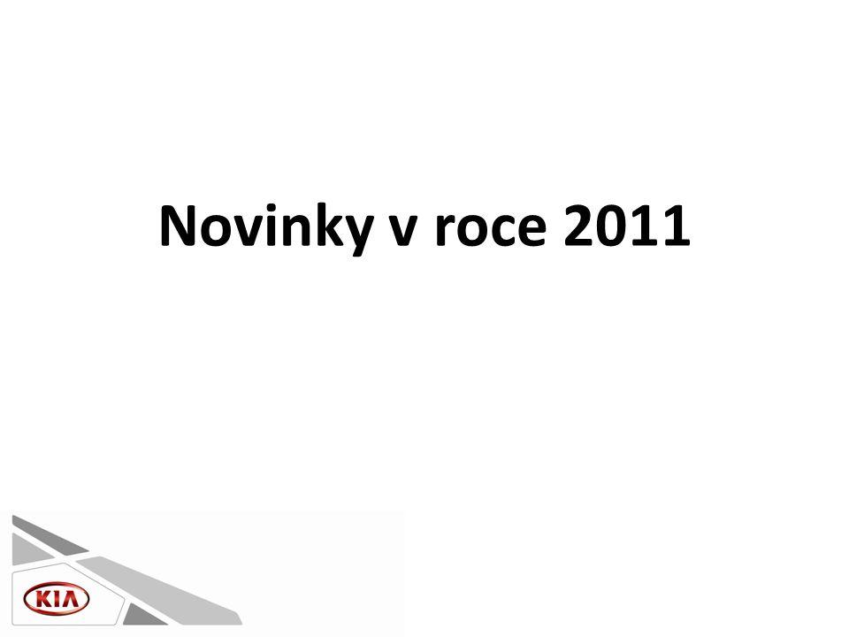 Novinky v roce 2011