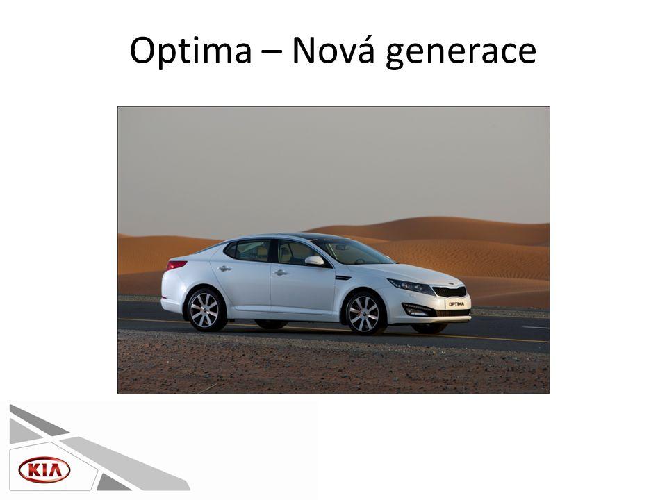 Optima – Nová generace