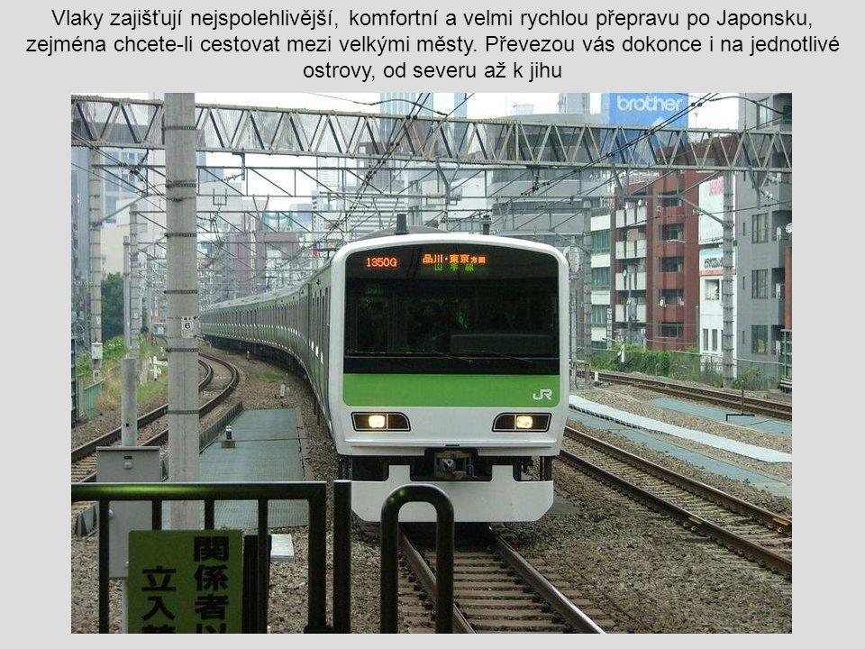 Japonská železnice