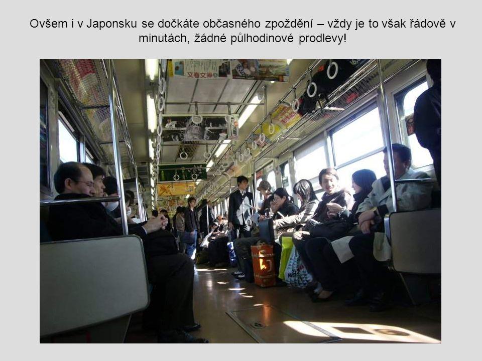 Během jednoho jediného roku vlaky přepraví přibližně 250 miliónů lidí. Je to velmi efektivní dopravní systém, který si dokonce i ve světě získal vynik