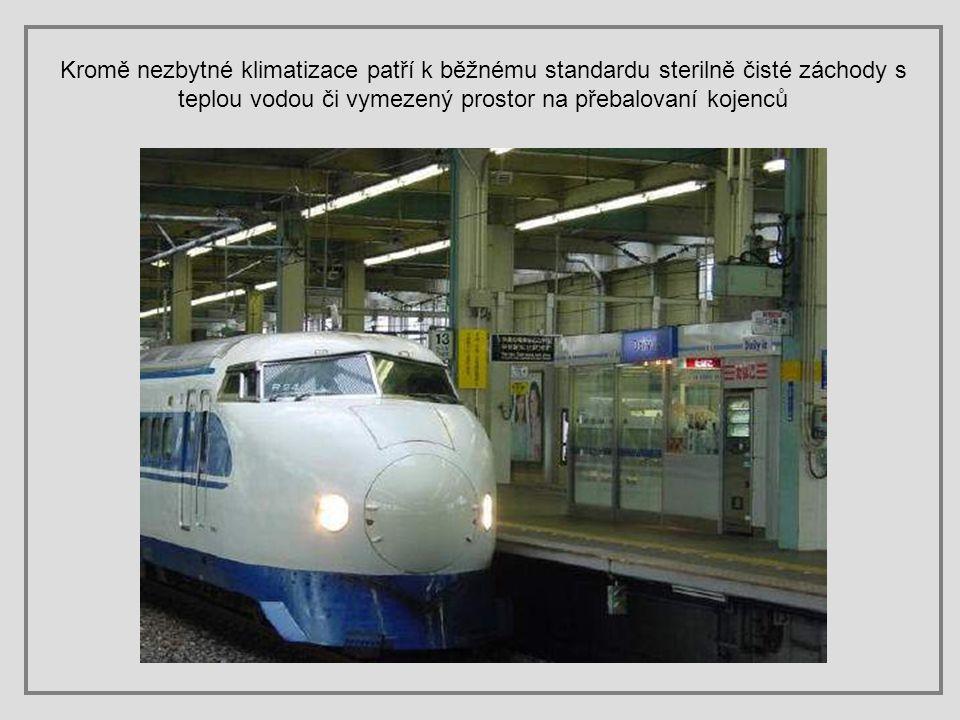 je síť vysokorychlostních železnic na území Japonska. V současné době se skládá z osmi tratí a obsluhuje většinu významných japonských velkoměst na os