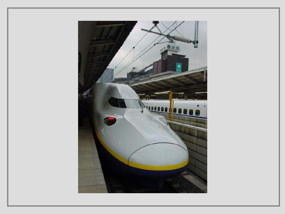 Komfort, kvalita, ale bohužel i cena (zejména jedná-li se o větší vzdálenosti) japonských vlaků je srovnatelná s leteckou dopravou. Při vzdálenostech