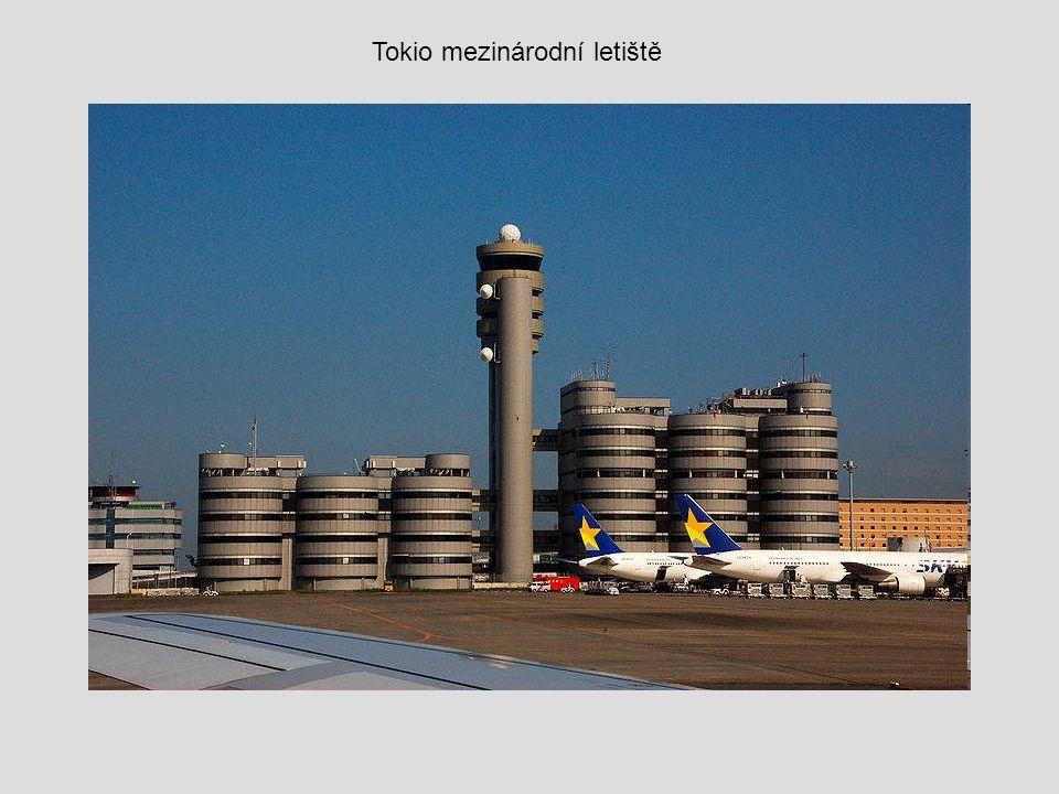 Letecká doprava V regionu Kantó se nachází dvě mezinárodní letiště. Přímo v Tokiu je letiště Haneda, které se specializuje hlavně na vnitrostátní lety