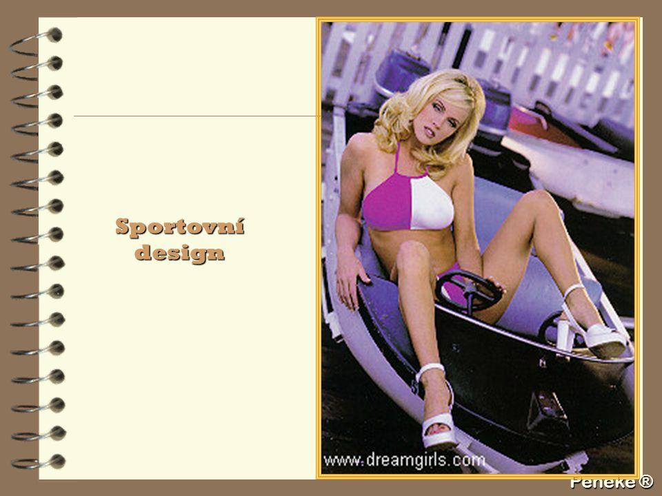 Peneke ® Sportovní design