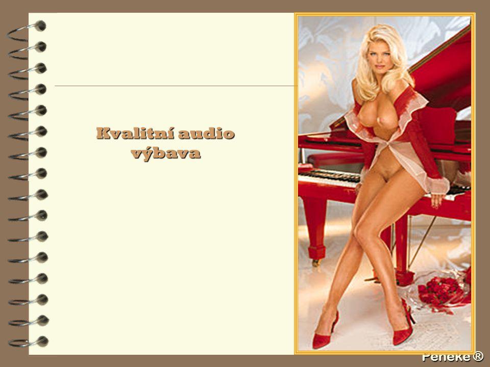 Peneke ® Kvalitní audio výbava