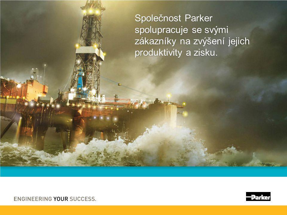 Společnost Parker spolupracuje se svými zákazníky na zvýšení jejich produktivity a zisku.