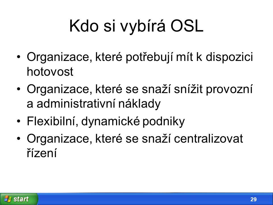 28 Open nebo OSL.