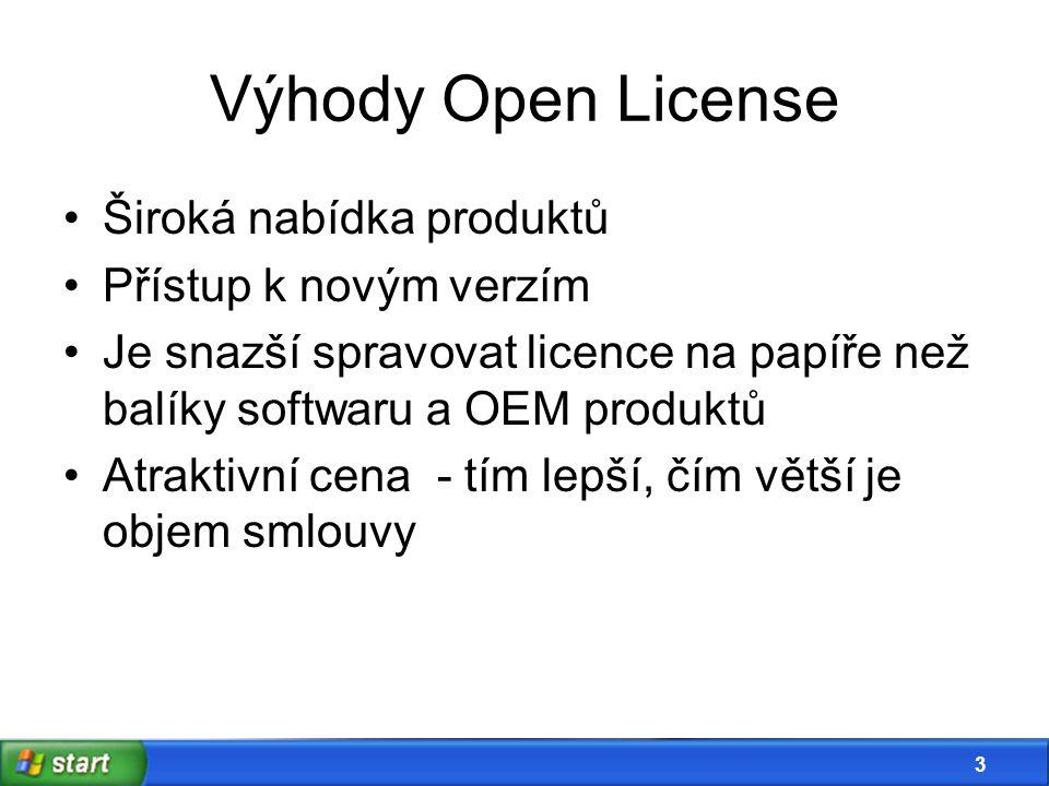 2 Správa a administrace licencí = hotová noční můra …