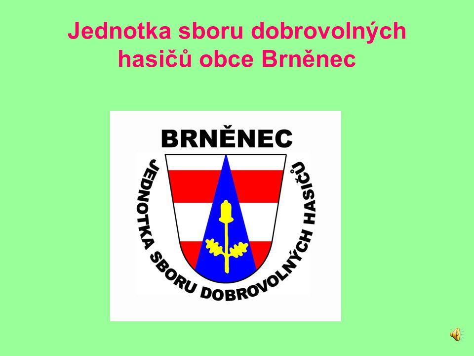 Jednotka sboru dobrovolných hasičů obce Brněnec