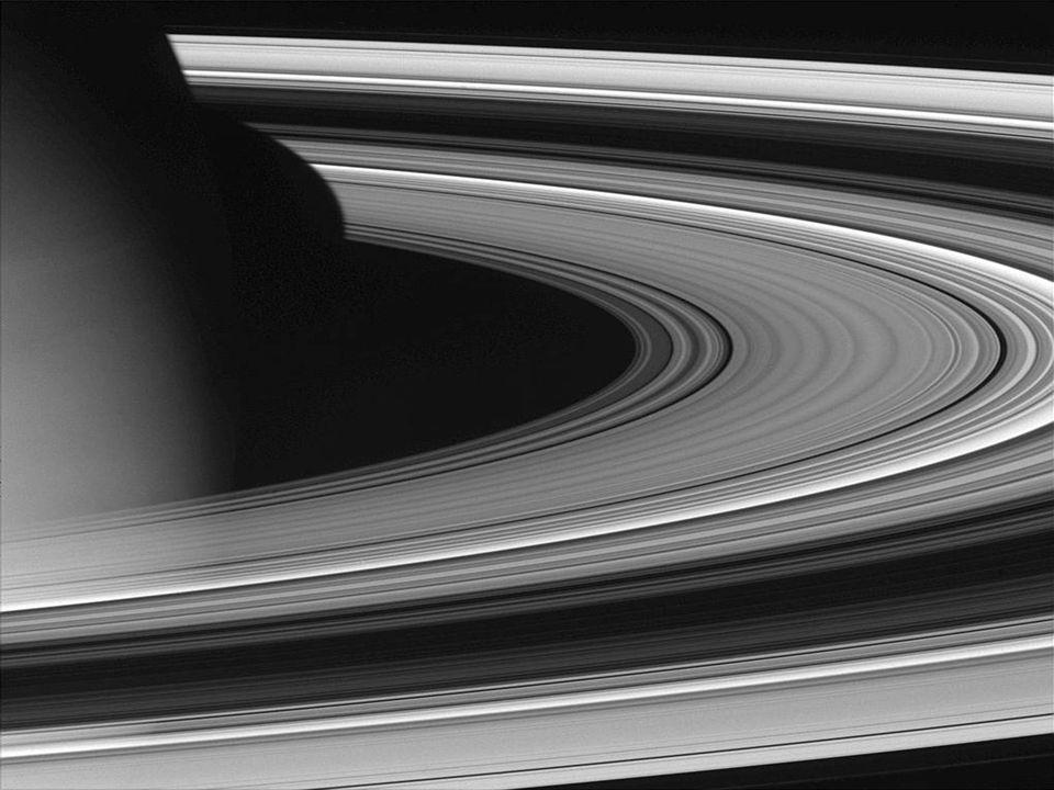 Saturn  Nejkrásnější planeta s prstencem složeným z kamení a prachu  Nejvzdálenější planeta viditelná pouhým okem