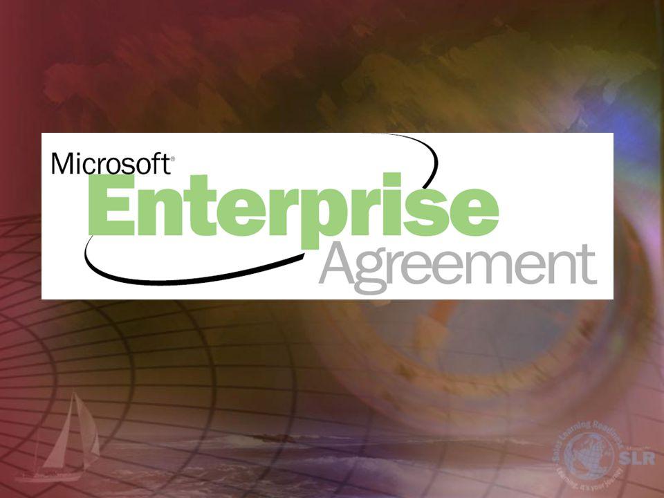 Vize vývoje licenčních programů  Roční programy pro zákazníky  Vývoj směrem k netrvalému licencování  Jediný pružný licenční program  Integrace licencování a služeb  Licenční služby na webu