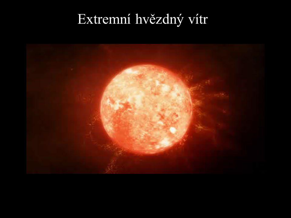 Extremní hvězdný vítr
