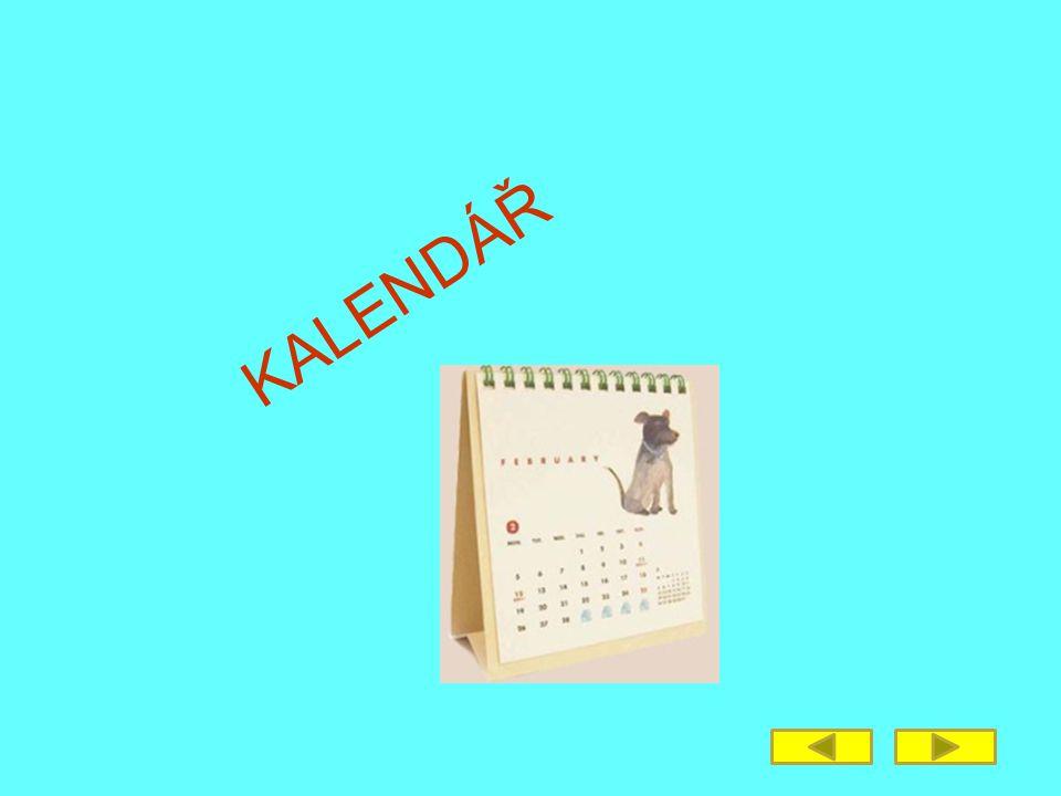 Kalendář Co je to kalendář.Kalendář (lat.