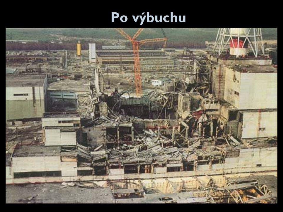 Po výbuchu