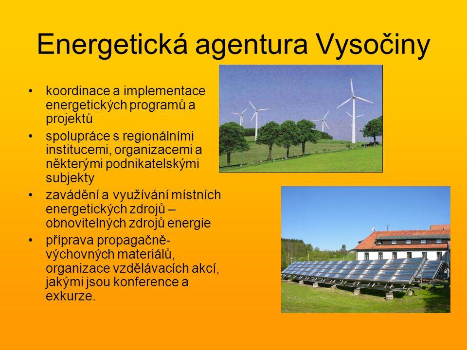 Žádosti – prioritní osa 3 •Úspory energií v zařízeních zřizovaných městem Třešť –Úspora energií – 3 746 GJ/rok –Investiční náklady – 42 754 397 Kč –Termín dokončení – 31.12.2010 •Úspory energií v objektech v majetku města Telč –Úspora energií – 1 093 GJ/rok –Investiční náklady – 16 345 958 Kč –Termín dokončení – 31.12.2008