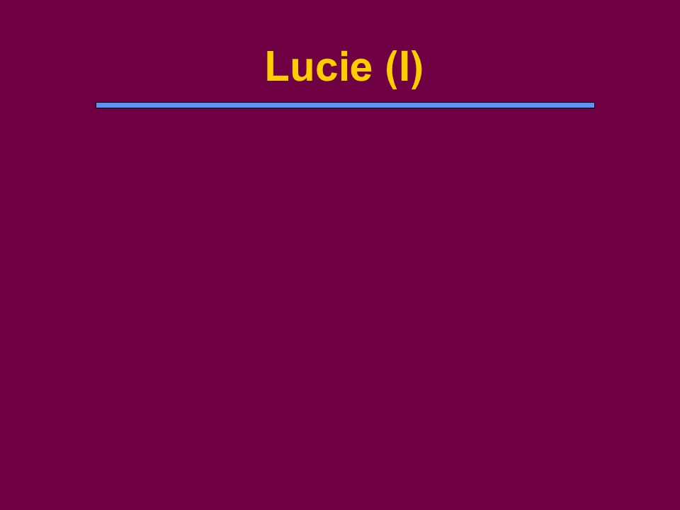 Lucie (I)