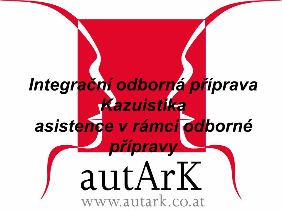 Integrationsfachdienst Integrační odborná příprava Kazuistika asistence v rámci odborné přípravy