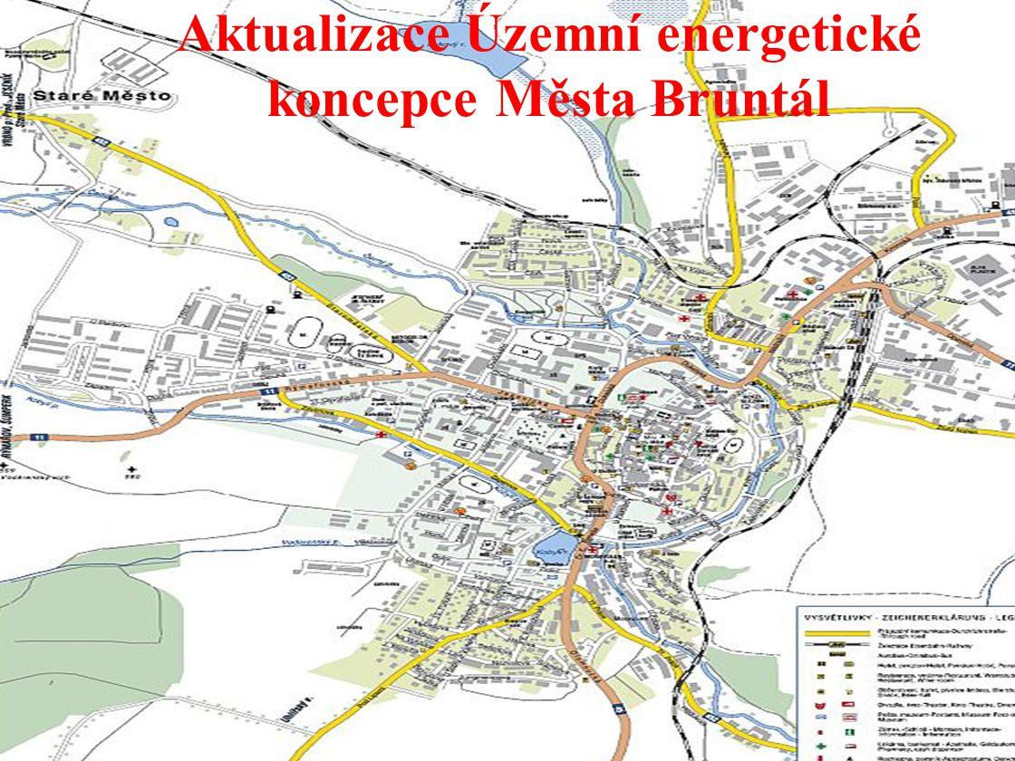 Aktualizace Územní energetické koncepce Města Bruntál